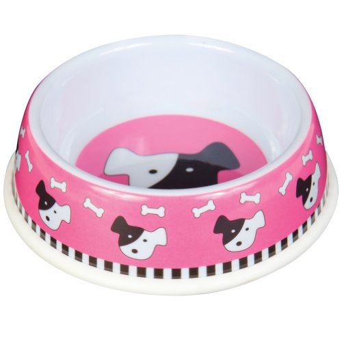 Patches Dog Bowl - 6