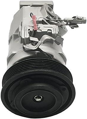 RYC Remanufactured AC Compressor and A//C Clutch IG310