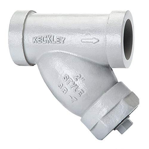 Socket Weld 5-9//16 Length 3//64 Mesh Carbon Steel KECKLEY 1-1//2 Y Strainer