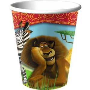 Madagascar Cups 8ct