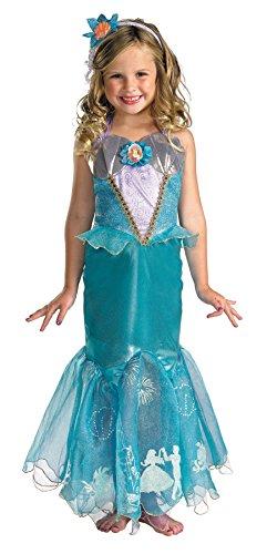 Morris Costumes ARIEL PRESTIGE CHILD 4-6 ()