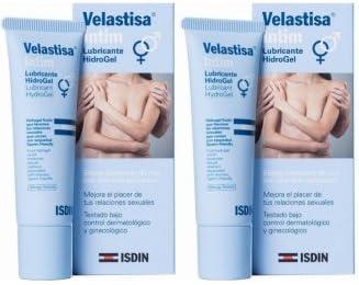 ISDIN Pack Velastisa Lubricante HidroGel 2 uds: Amazon.es: Salud y ...