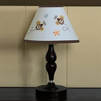 Amazon.com : GEENNY Lamp Shade, Boutique Bumble Bee : Nursery ...