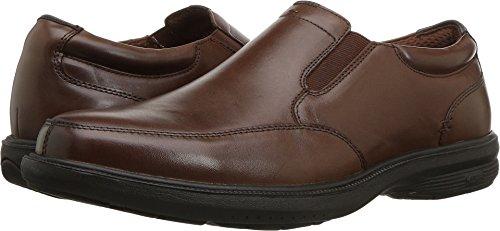 (Nunn Bush Mens Myles St. Moc Toe Slip-On Brown 10.5 M (D))