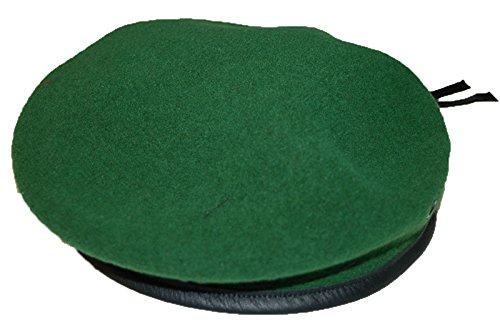 Beret vert de la Légion Etrangère NEUF taille 57 Militaria Verzamelingen
