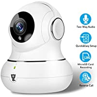 Security IP Camera Littlelf 720P HD WiFi Cameras for home security outdoor/indoor/ Indoor Home Security Surveillance Video / Night Vision