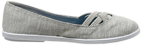 Grigio Grover Grau Heather Ballerine Blowfish Donna Grey HzAwq