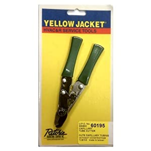 Yellow Jacket 60195 Tube Cutter