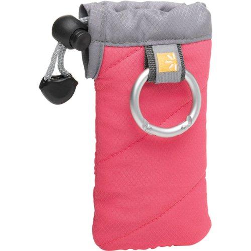 (Case Logic Pink Small Nylon Pockets)