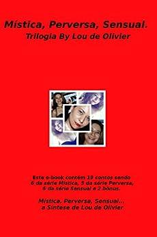 Mística, Perversa, Sensual (Portuguese Edition) by [De Olivier, Lou]