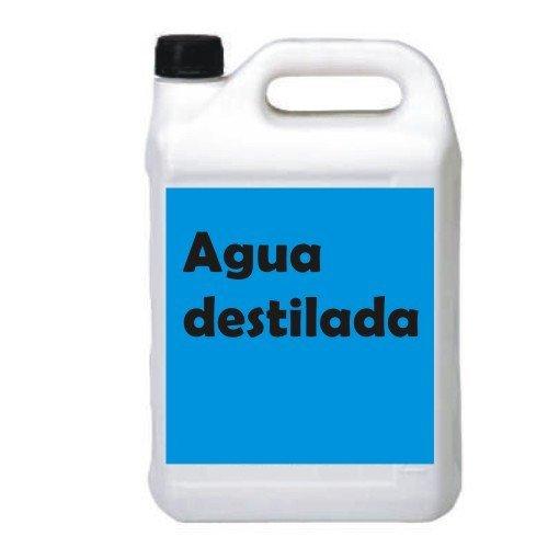 Pqs 11520206 - Garrafa 5 Lt.Agua Destilada