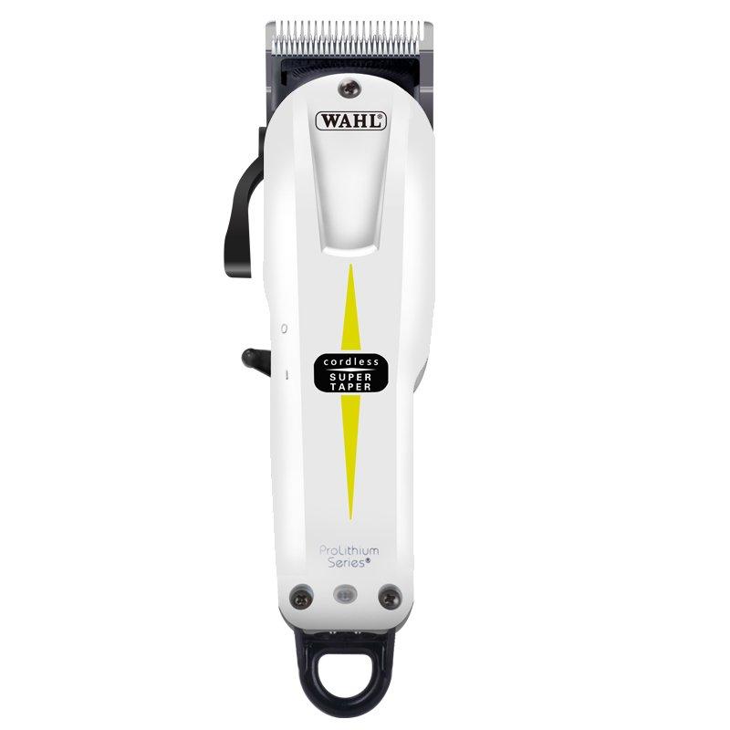 Wahl Prolithium Series Maquina cortapelos cuchillas cromadas diseño sin cable