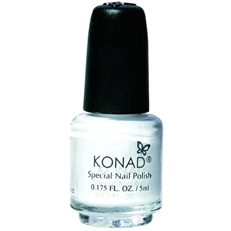 Buy Konad Nail Art Special Polish White 5ml Online At Low Prices