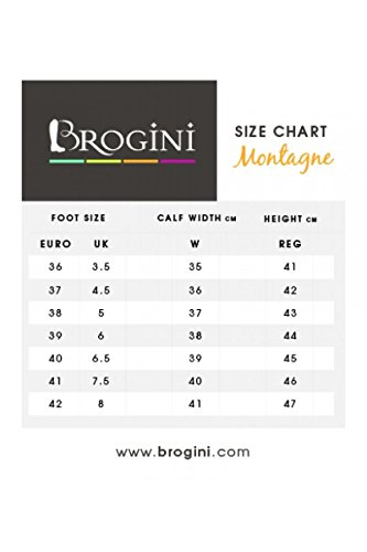WB115 Boots Adult Montagne Brown BRG Fur Brogini Lined pqwFWTAFS