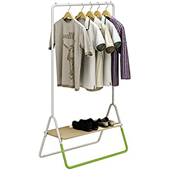 Amazon Com Storage Dynamics Folding Clothes Rack Home