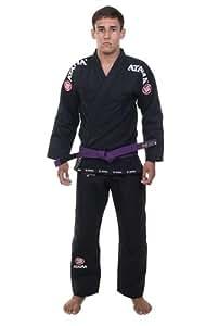 Atama Mundial #9 Jiu Jitsu Gi (Black, A0) + 30 Day Comfort Guarantee