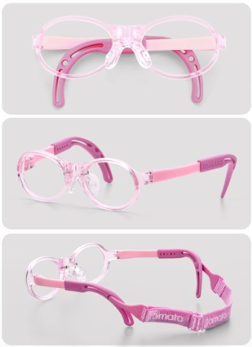 Amazon.com: Tomato Glasses Eye Frames (For Babies) - Super Flexible ...