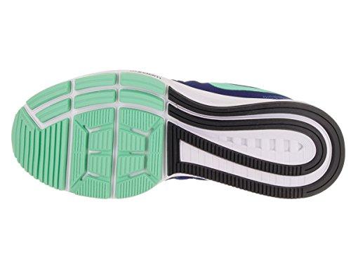 Nike Womens Air Zoom Vomero 11 Scarpe Da Corsa Leale Blu / Fontana Blu / Bianco / Verde Bagliore