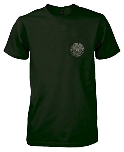 Harley-Davidson Men's Only One Short Sleeve Pocket T-Shirt, Forest Green (3XL) (Pocket T-shirt Only)