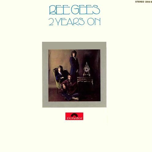 Bee Gees - 2 Years On - Polydor - 2310 069