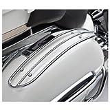 Amazon Com Chrome Top Rails For Kawasaki Vulcan Vn1500