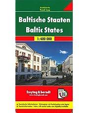 Baltics - Estonia/Latvia/Lithuania