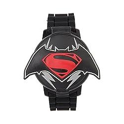 Batman v Superman Dawn of Justice LCD Watch