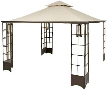 Garden Winds LCM506B-UGF-RS Home Depot's Trellis Gazebo