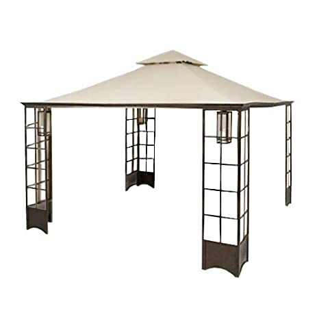 Replacement Canopy For Home Depots Trellis Gazebo