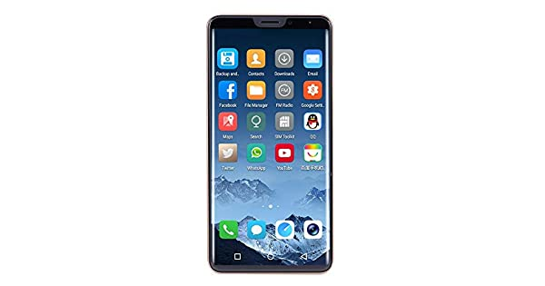 Amazon.com: Smartphone de pantalla completa sin bloqueo ...