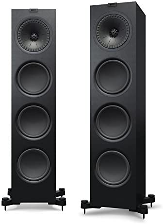 KEF Q950 Floorstanding Speaker Black product image