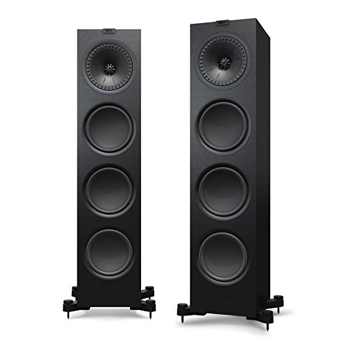 KEF Q950 Floorstanding Speaker (Each, Black)