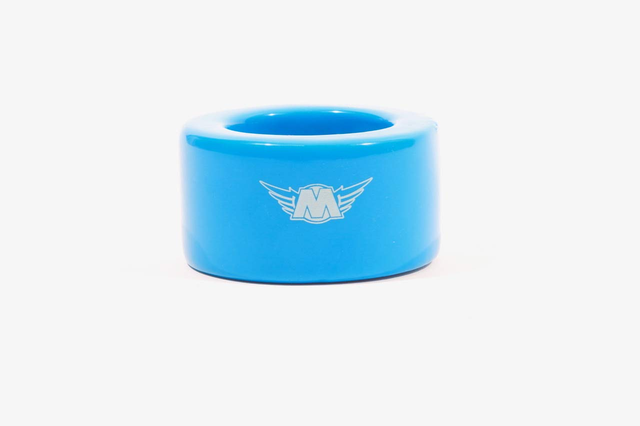 M^POWERED BASEBALL Bat Weight, Training Aid for Warm-Up, Strength & Speed, Blue, 28 oz by M^POWERED BASEBALL