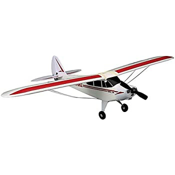 Rc Plane Battery Amazon >> Amazon.com: Hobbyzone Super Cub S RTF with SAFE RC Airplane: Toys & Games