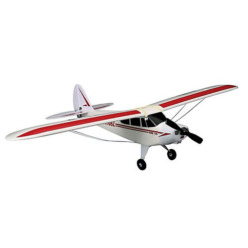 Hobbyzone Super Cub S BNF with SAFE (Transmitter not (Hobbyzone Rc Airplanes)