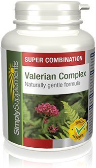 Valeriana Complex - 360 comprimidos - Hasta 6 meses de suministro - Complejo de Valeriana para