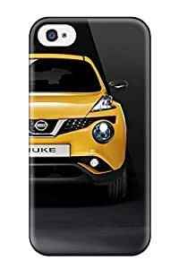 Excellent Iphone 4/4s Case Tpu Cover Back Skin Protector Nissan Juke 89678578