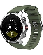 Polar Grit X - Robuust Outdoor Horloge met GPS, Kompas, Hoogtemeter en Duurzaamheid van Militair niveau voor Hiking, Trail Running, Hardlopen, Mountainbiken en andere Sporten - Ultralange Batterijduur