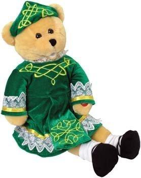 Chantilly Lane Collection Shannon Irish Bear ()