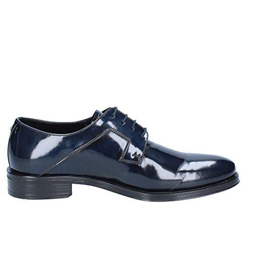 Versace , Herren Schnürhalbschuhe blau blau