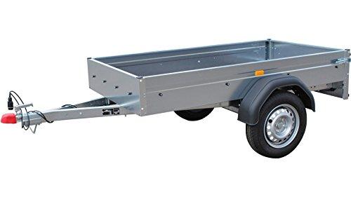 STEMA PKW-Anhänger AN 750 Silber