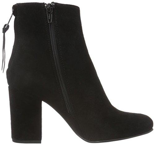 SPM Bendle Ankle Boot, Botines para Mujer Negro - negro