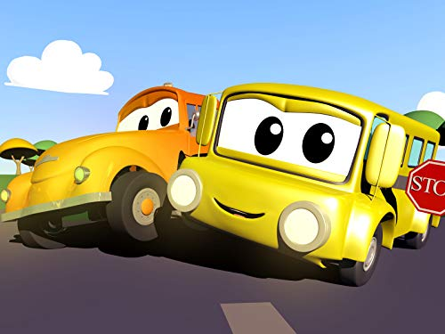 Lily the School Bus and Tom The Tow ()