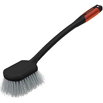 Amazon Com Libman Long Handle Scrub Brush Home Amp Kitchen