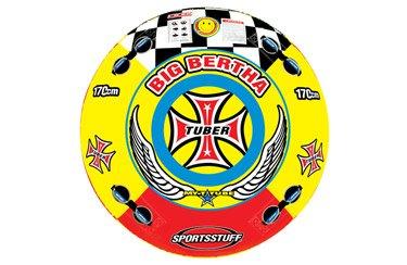 Sportsstuff Big Bertha hinchable Tubo: Amazon.es: Deportes y ...