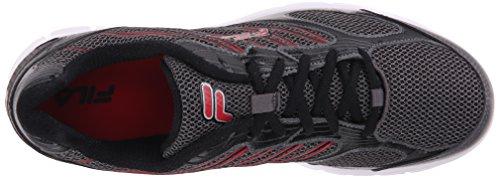 Capacitã black Fila Red Bis 3 Silver Dark fila Da Running nbsp; Scarpa 1zwqEa
