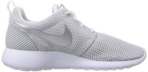 NikeRoshe One - Zapatillas de Deporte Mujer Blanco - Blanc (white/metallic Platinum)