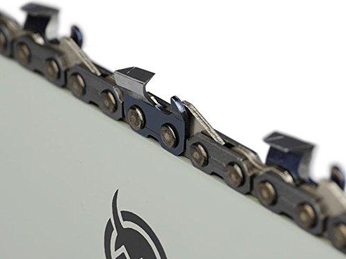 45cm Schwert-Set Drive mit 2 Vollmei/ßelketten 3//8 68TG 1,5mm passend f/ür Husqvarna 560XP