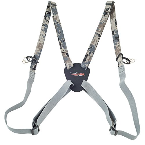 SITKA Gear Bino Harness Optifade Open Country One Size Fits All