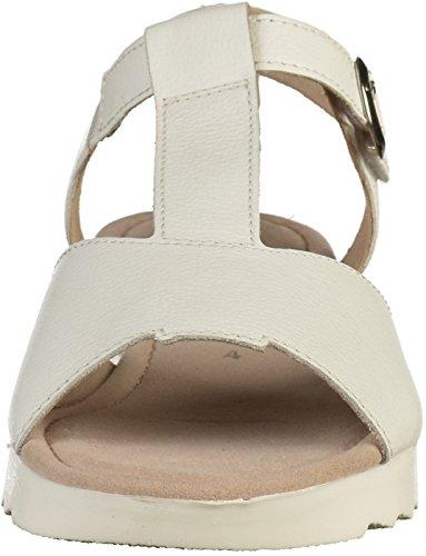 82 Sandale Blanc Femmes G Gabor 743 6n4BWqPqF